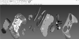 Steam-Controller-CAD