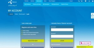 How To create Telenor Ecare online Account - Moon Creation Blog